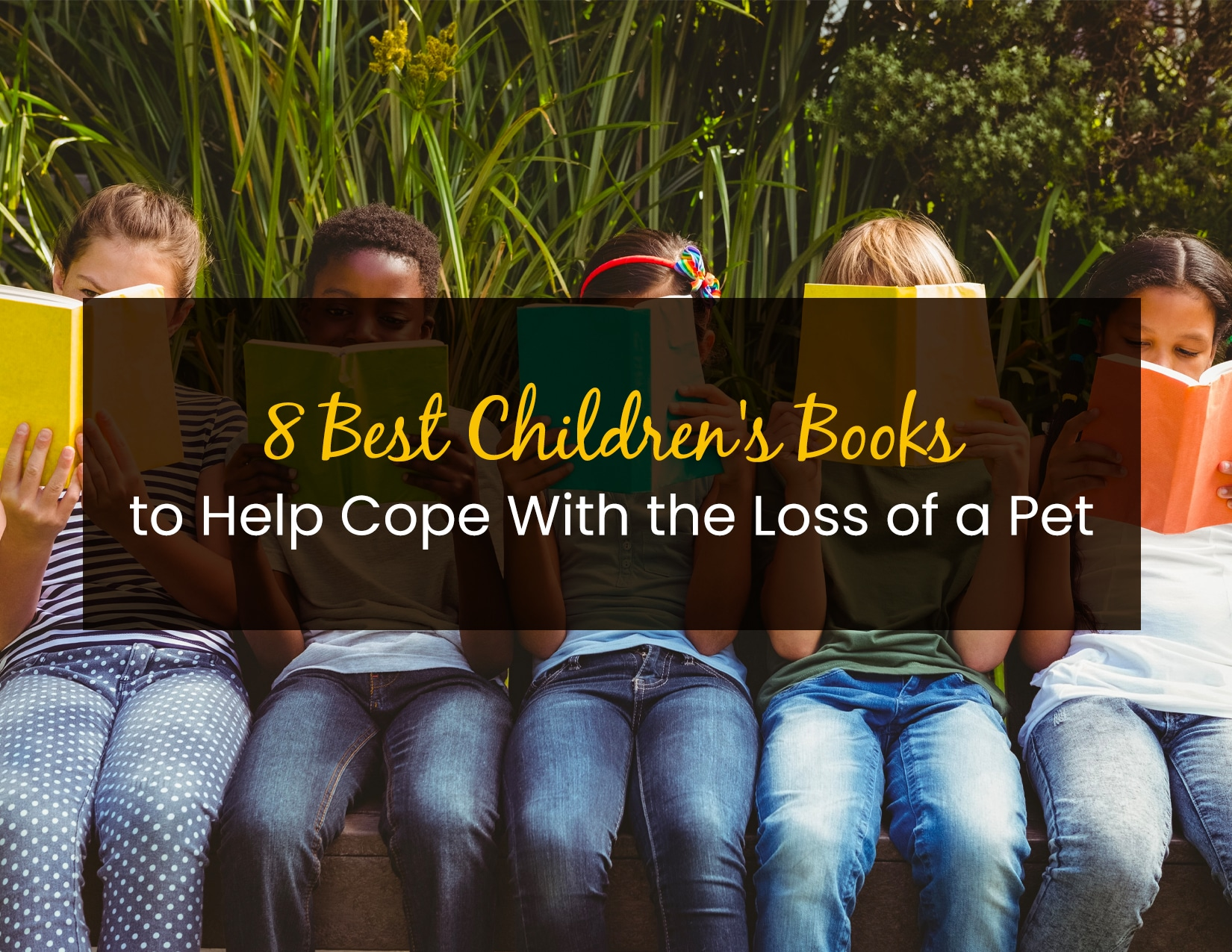 8 Best Children's Books to Help Cope With the Loss of a Pet - WP